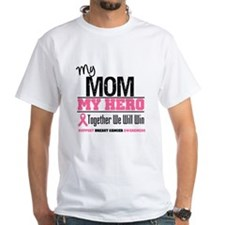 BreastCancerHero Mom Shirt