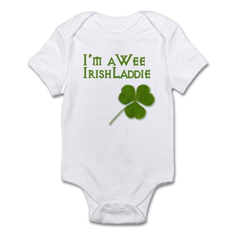 Wee Irish Infant Bodysuit