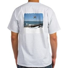 Imperial Beach Pier, San Diego T-Shirt