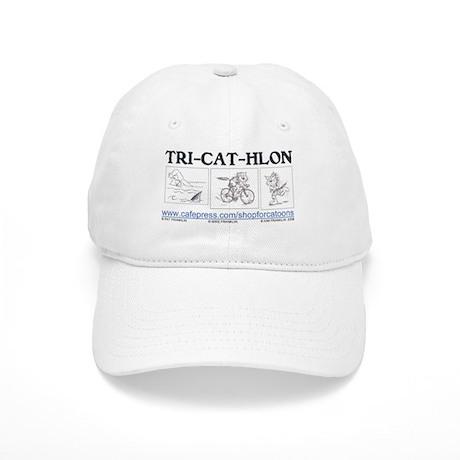Catoons™ TRI-CAT-HLON™ Cat Cap