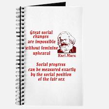 Karl Marx on Women Journal