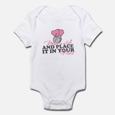 Unique Make wish Infant Bodysuit