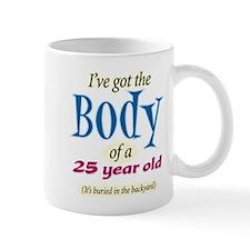 The Body - Mug