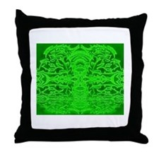 Nature Speaks Throw Pillow