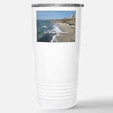 La Jolla Beaches, San Diego Travel Mug