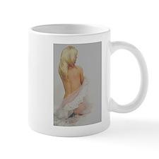 Funny Beautiful woman Mug