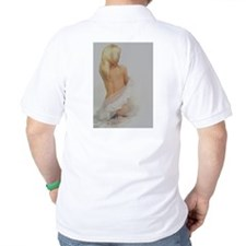 blonde on my back T-Shirt