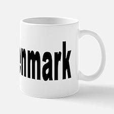 I Love Denmark Mug