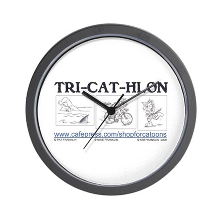Catoons Wall Clock