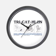 Catoons Wall Clock
