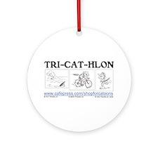Catoons Ornament (Round)