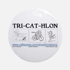 Catoons Ornament (Round)