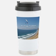 Torrey Pines, San Diego Stainless Steel Travel Mug