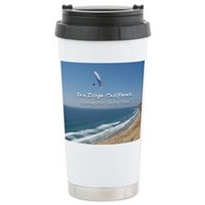 Torrey Pines, San Diego Travel Mug