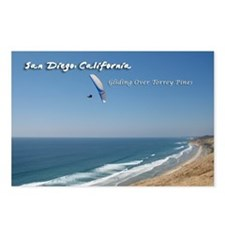 Torrey Pines, San Diego Postcards (Package of 8)
