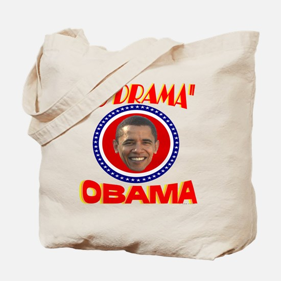 NO DRAMA OBAMA Tote Bag