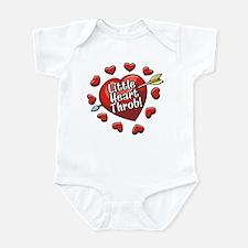 LITTLE HEART THROB! Infant Bodysuit