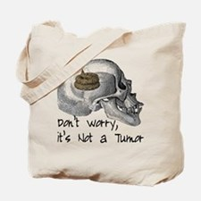 Funny X-ray, It's not a Tumor Tote Bag