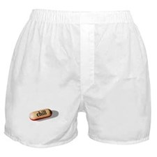 Chill Pill Boxer Shorts