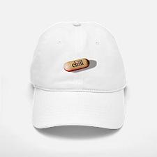 Chill Pill Baseball Baseball Cap