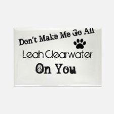 Leah Clearwater Rectangle Magnet
