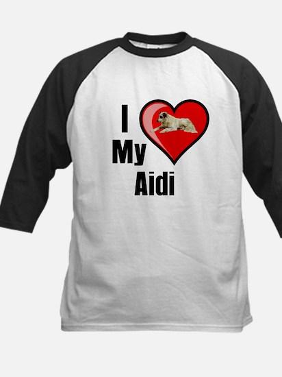 Aidi Kids Baseball Jersey