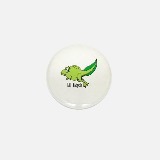 Lil Tadpole Mini Button