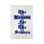 Reason for the Season Rectangle Magnet (100 pack)