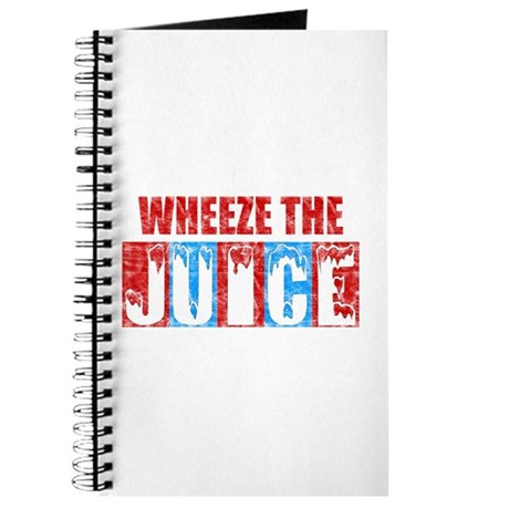 Wheeze the Juice Journal