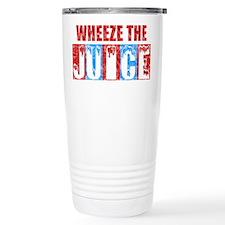 Wheeze the Juice Stainless Steel Travel Mug