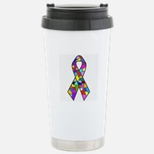 Cool Sexual assault awareness month Travel Mug