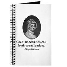 Abigail Adams Journal