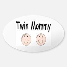 Twin Mommy Boy/Boy Decal