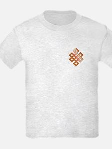 Copper Endless Knot T-Shirt