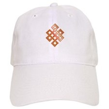 Copper Endless Knot Baseball Cap