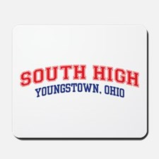 South High School Mousepad