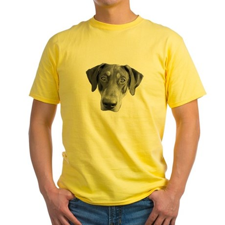 Yellow Lucy T-Shirt