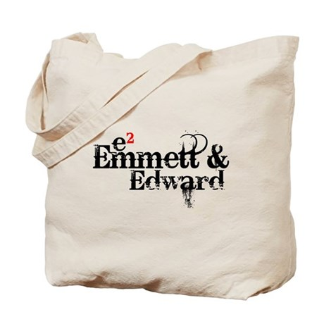 Emmett & Edward Tote Bag