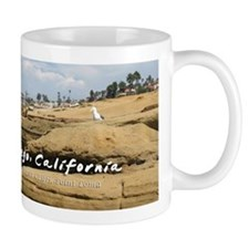 Sunset Cliffs, San Diego Small Mug