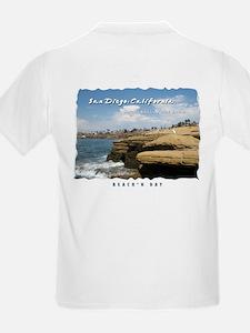 Sunset Cliffs, San Diego T-Shirt