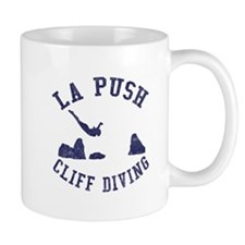 La Push Cliff Diving Mug