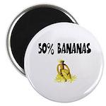 Banana genes theme Magnet