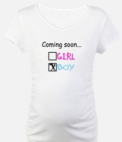 Boy, Coming Soon Shirt