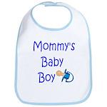 Mommy's Baby Boy Bib