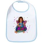 Little Fairy Princess Bib