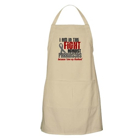 In The Fight 1 PD (Husband) BBQ Apron