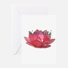 Namasté Greeting Card