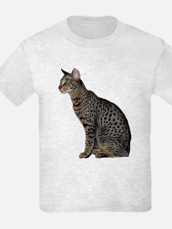 Savannah Cat Kid s Clothing