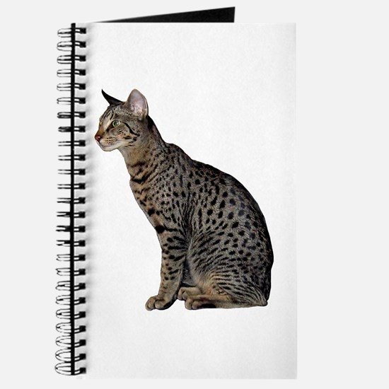 Savannah Cat Journal