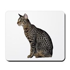 Savannah Cat Mousepad